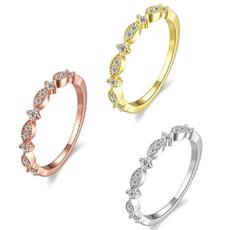 Couple Rings, Beautiful Ring, Fashion, Rose Gold Ring