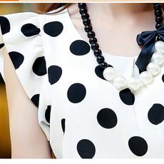 blouse, women shirt Blouse, Moda, ruffle