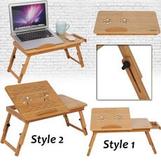 tray, bamboolaptopdesk, readingtable, Меблі