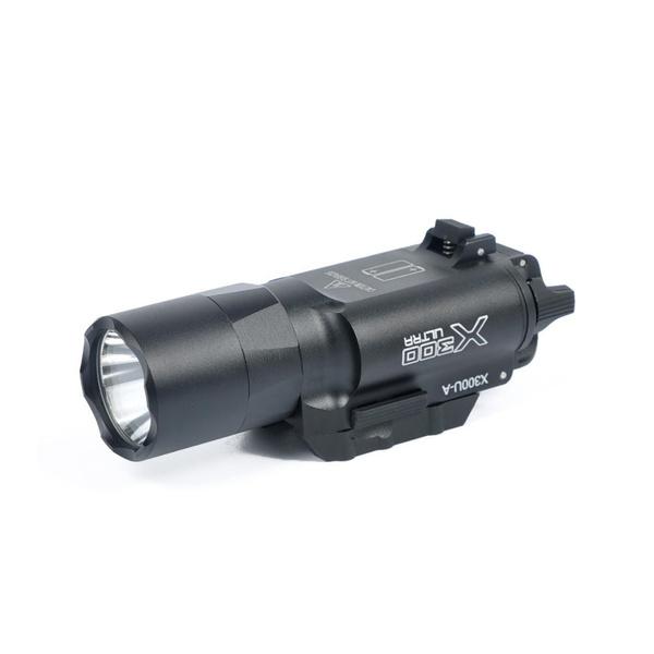 Flashlight, gunflashlight, led, Hunting
