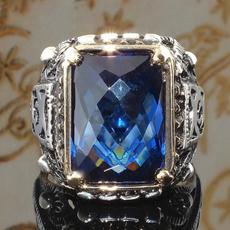 Blues, men_rings, Men, 925 sterling silver