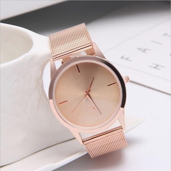 Fashion Watches Women, Fashion, rosegoldwatch, gold