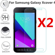 Screen Protectors, Samsung, Glass, samsunggalaxyxcover4