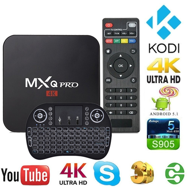 Box, androidbox, mxqpro, 4ktvbox