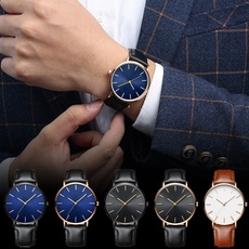 Fashion, Gifts, watches for men, leather