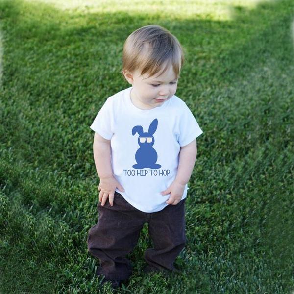 kidseastershirt, Unique, Fashion, Tops & Blouses