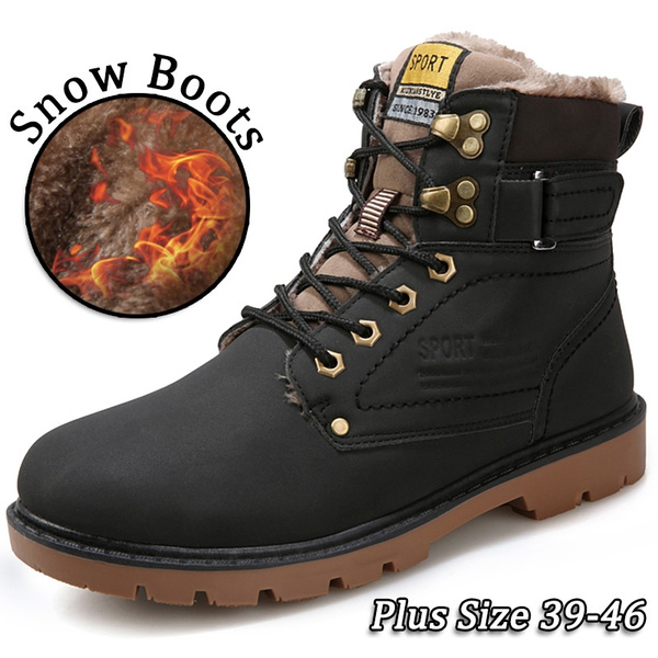 ankle boots, Hiking, Fashion, Winter