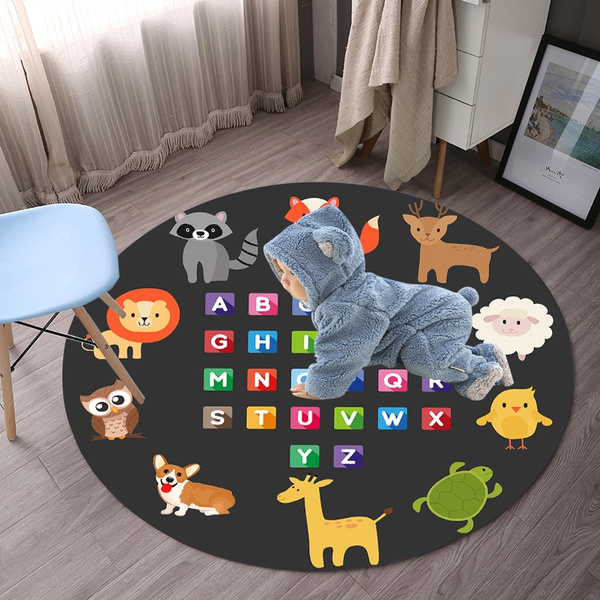 Educational, kidsroom, playroomrug, alphabet