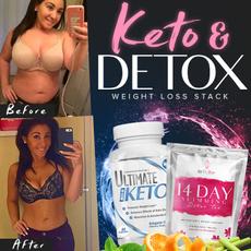 keto, detoxcleanse, Tea, diet