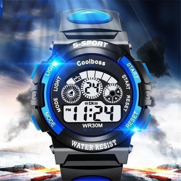 LED Watch, giftforchildren, digitalwatche, fashion watches