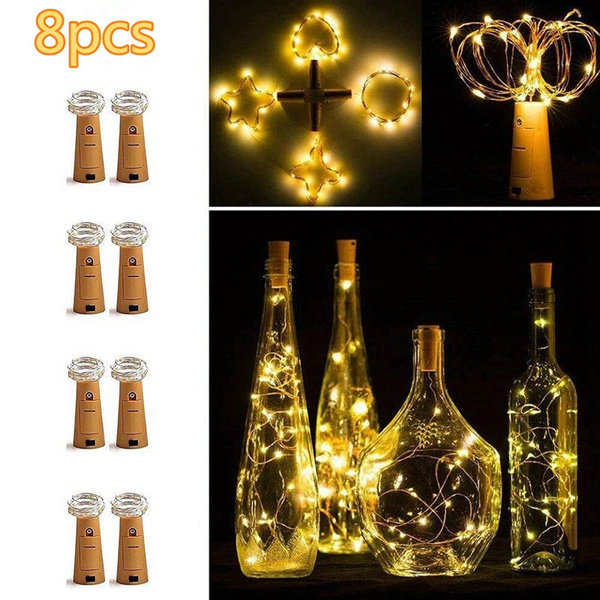 led, Home Decor, Gifts, fairylight