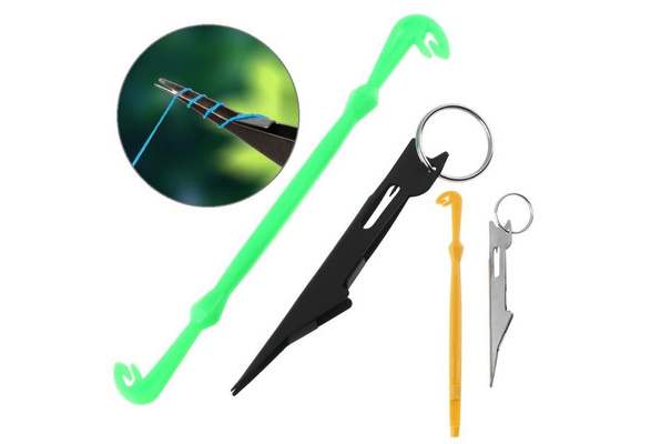 Quick nail knot tying tool /& loop tyer hook tier fishing too JE