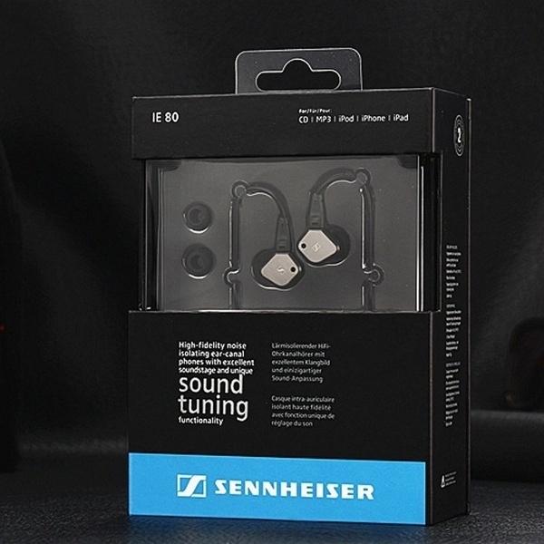 Headset, hifiheadphone, sennheiserie80earphone, Headphones
