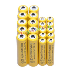 Flashlight, aaabatterie, rechargeablecell, Battery