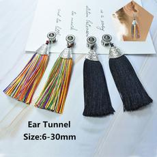 Tassels, Dangle Earring, earexpander, earplug