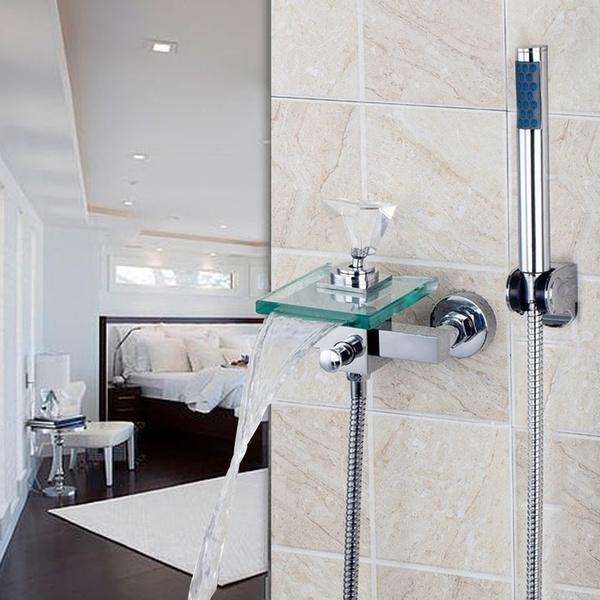 bathroomfaucet, Bathroom, Glass, Faucets
