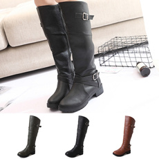 dedicated, Womens Boots, roundhead, zippers