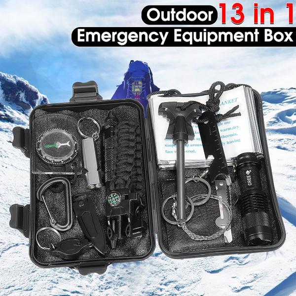 Box, Outdoor, Multi Tool, Hiking