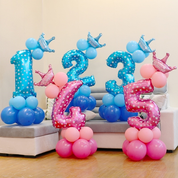 Shower, foilballoon, Balloon, birthdaydecoration