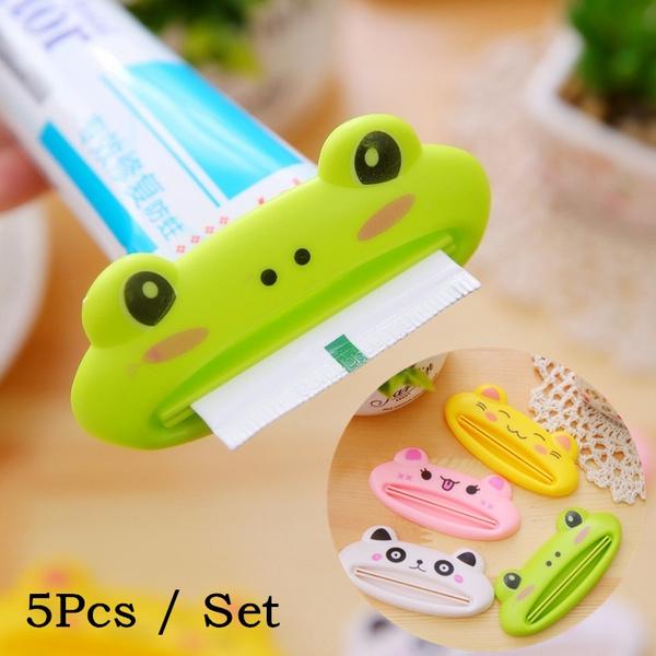 cute, Bathroom, toothpastesqueezer, Toothpaste