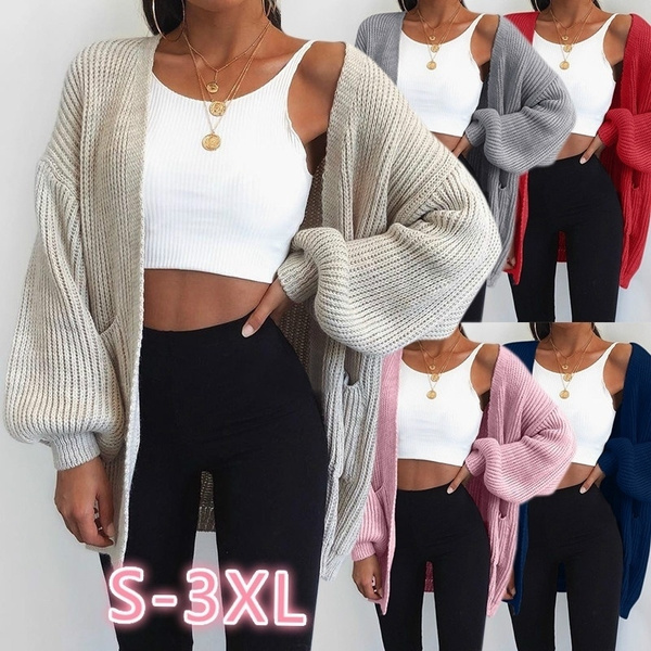 knitted, cardigan, cardigan for women, sweater coat
