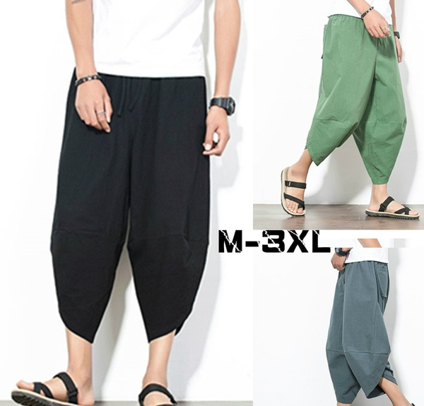 solidcolortrouser, men trousers, Casual pants, pants