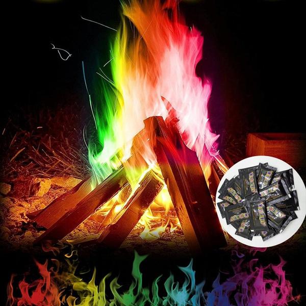 rainbow, Indoor, Magic, pulsatingflame