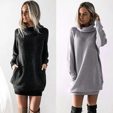 longsweatercoat, Fashion, Knitting, pullover sweater