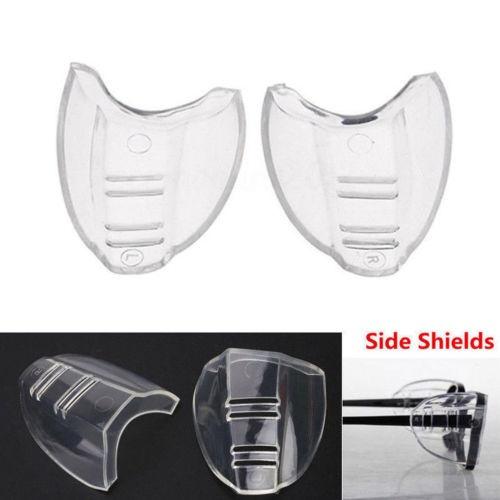 Medium, eye, shield, sideshield