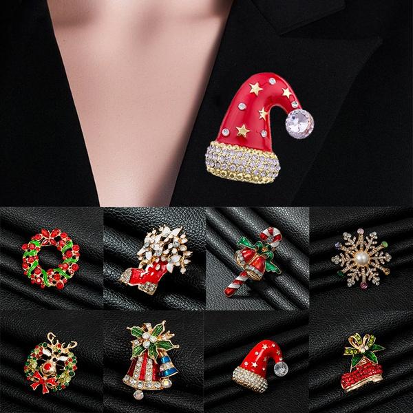 xmaspin, Jewelry, Pins, Elegant