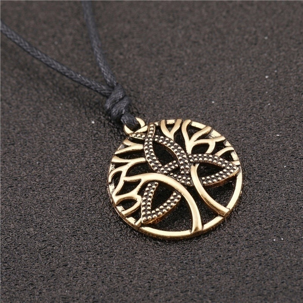 Celtic, Jewelry, mens necklaces, norse