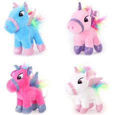 Plush Toys, rainbow, Toy, cartoonplushtoy