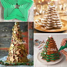 christmasmold, christmasmoldcutterbakingtoolsaccessorie, Gifts, Tree