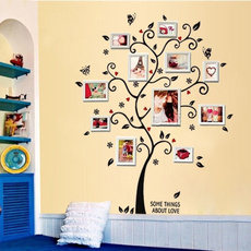 Stickers, familytreedecal, art, Home Decor