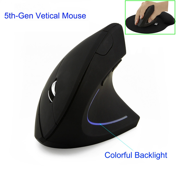 ergonomicdesignmouse, Colorful, lights, computer accessories