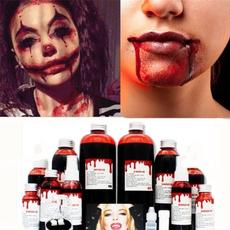 bloodplasma, vampirecostume, fakebloodmakeup, fakebloodforcostume
