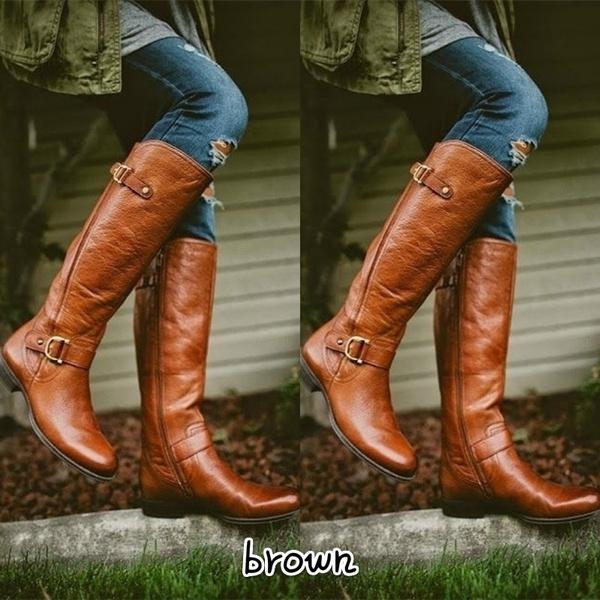 2020 Fashion Women Winter Shoes Flat