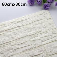 bricksticker, Home Decor, Wallpaper, roomdecal