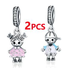 Sterling, Fashion, Jewelry, Pandora Beads