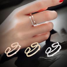 wedding ring, 925 silver rings, Silver Ring, Engagement Ring