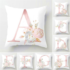 case, Decoración, Floral print, decorativepillowcase