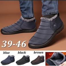 casual shoes, Outdoor, Winter, Waterproof