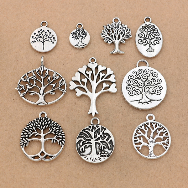 Charm Bracelet, Charm Jewelry, charms for pandora bracelets, Antique
