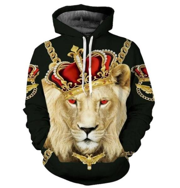 Hip Hop, 3D hoodies, Fashion, unisex clothing