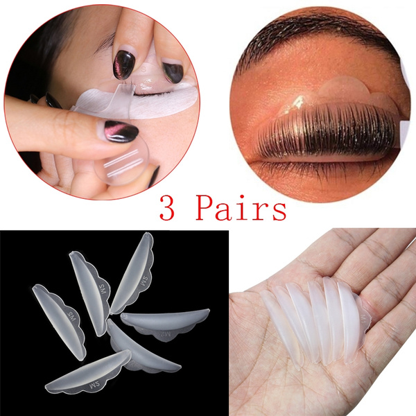 eyelashliftingpad, shield, Silicone, Health & Beauty