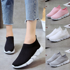 casual shoes, Knitting, Winter, Womens Shoes