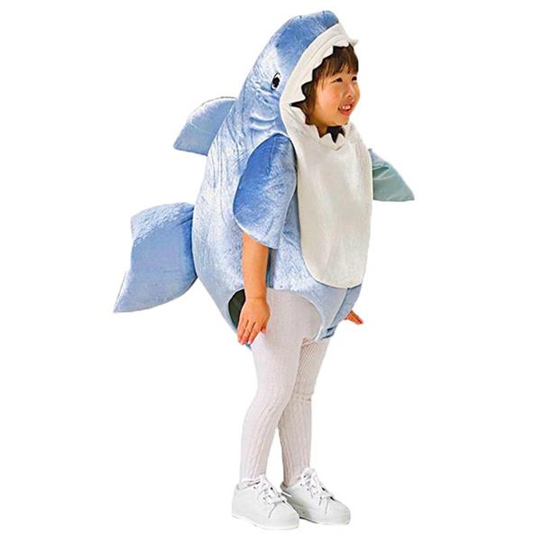 sharkjumpsuitforkid, Shark, Cosplay, babyromper