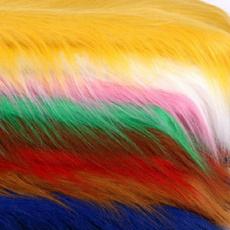 fauxfoxfur, plushfabric, fur, Jewelry