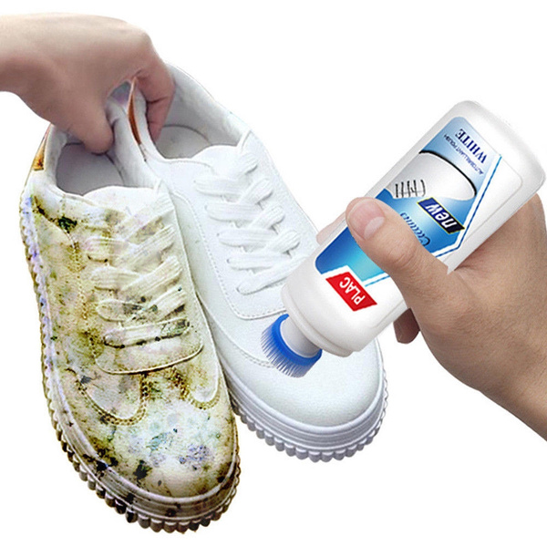 Professional Whiten Shoe Cleaner Sports