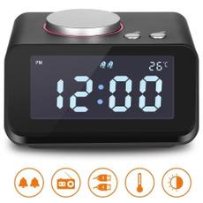 led, usb, Clock, charger
